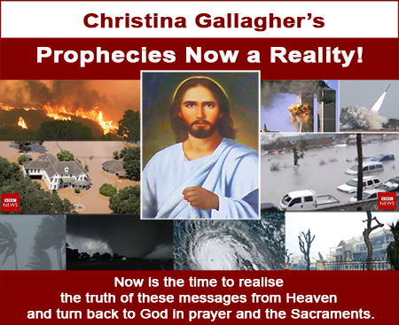 Christina Gallagher Delivers Heaven's Messages to the World